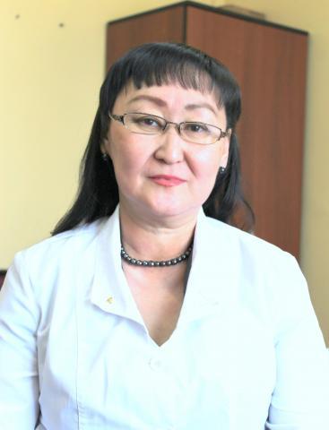 Соян Росина Мадыр-ооловна - заведующая РДО